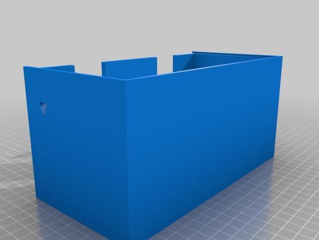 弹珠盘风格的存钱罐模型 3D模型  图7