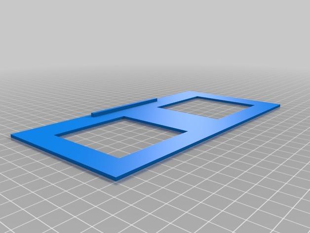 弹珠盘风格的存钱罐模型 3D模型  图9