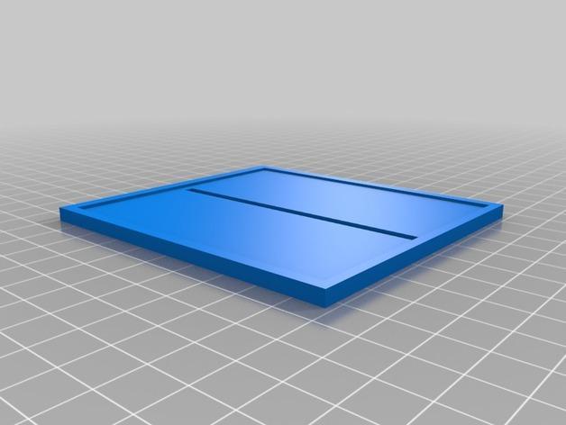 弹珠盘风格的存钱罐模型 3D模型  图11