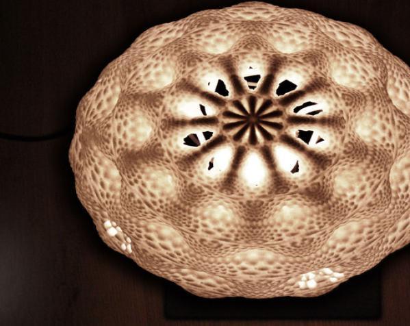 迷你水母灯罩模型 3D模型  图13
