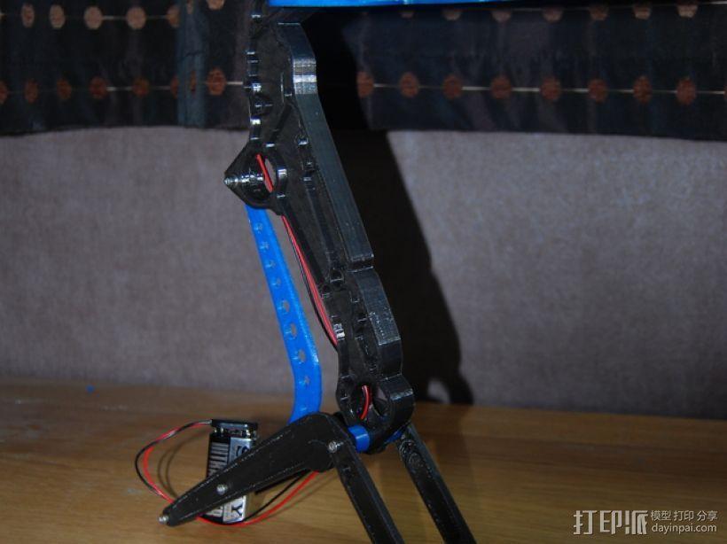 迷你桌面台灯模型 3D模型  图6