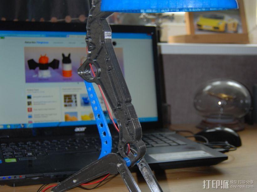 迷你桌面台灯模型 3D模型  图5