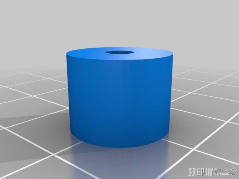 迷你桌面台灯模型 3D模型  图7