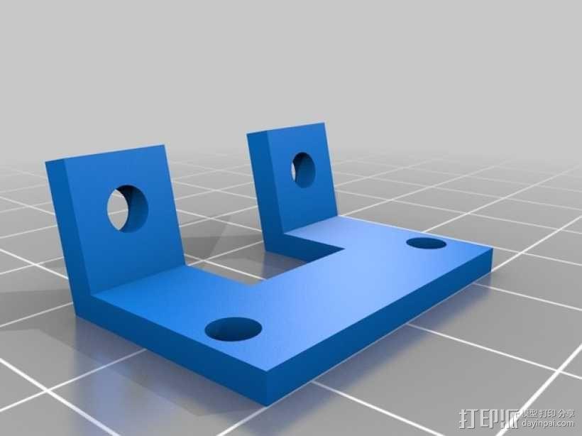 迷你桌面台灯模型 3D模型  图9