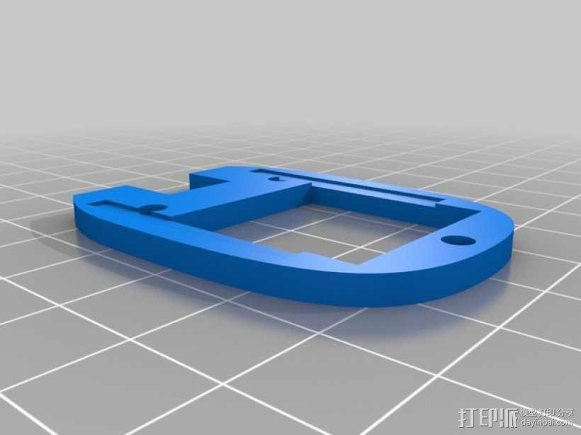 迷你桌面台灯模型 3D模型  图10