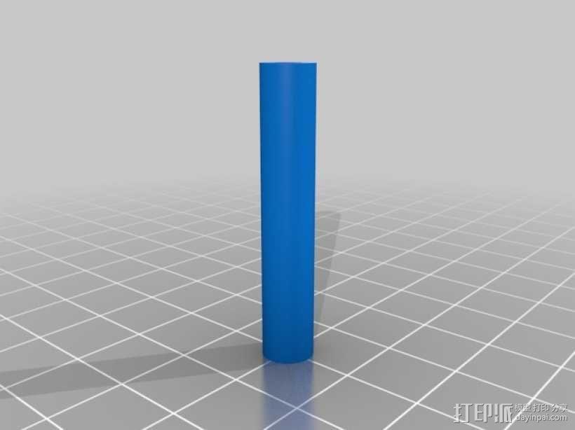 迷你桌面台灯模型 3D模型  图11