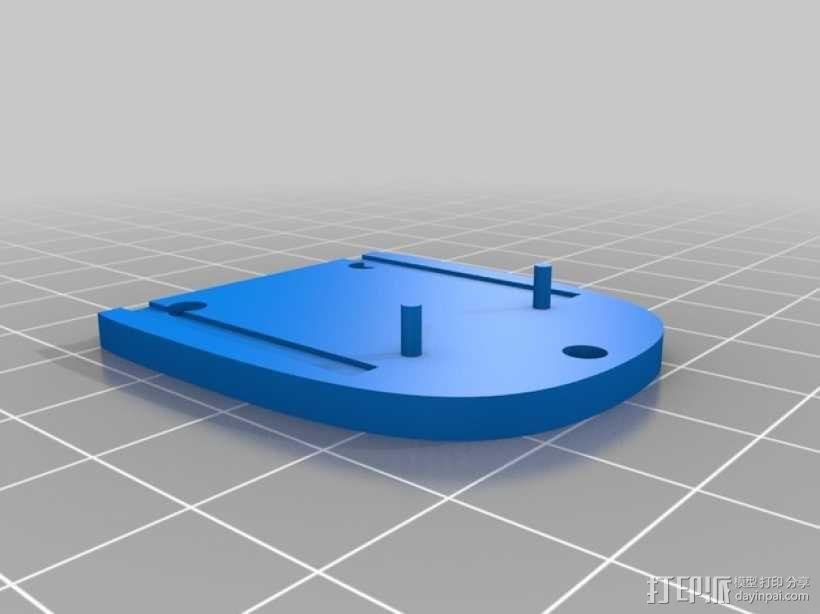 迷你桌面台灯模型 3D模型  图15