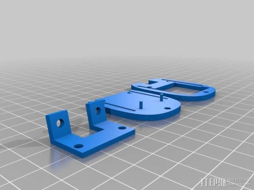 迷你桌面台灯模型 3D模型  图13