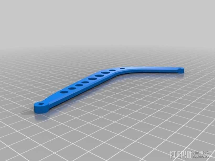 迷你桌面台灯模型 3D模型  图18