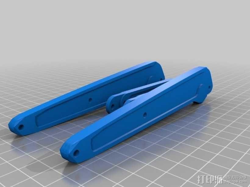 迷你桌面台灯模型 3D模型  图20