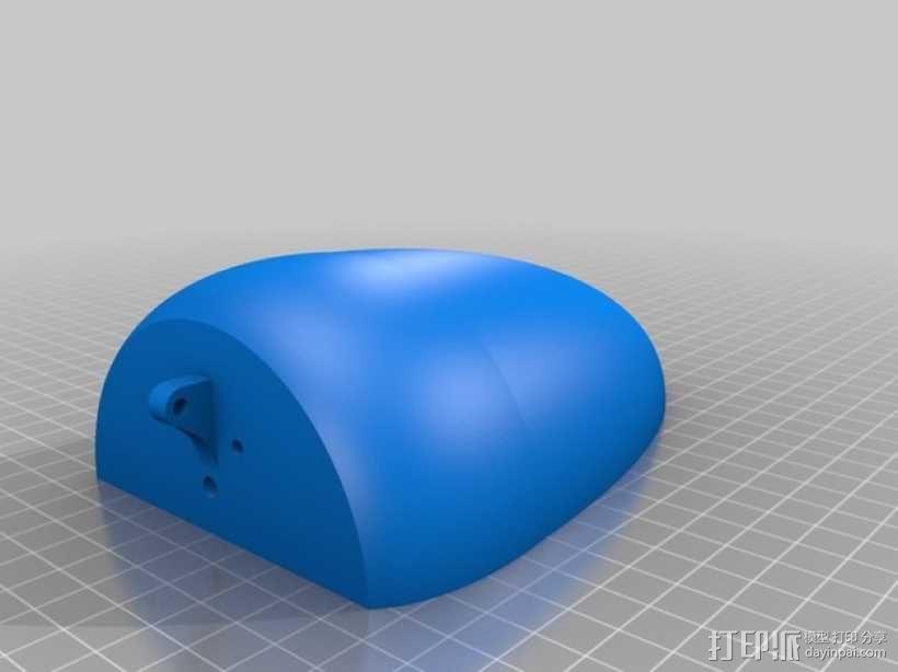 迷你桌面台灯模型 3D模型  图21