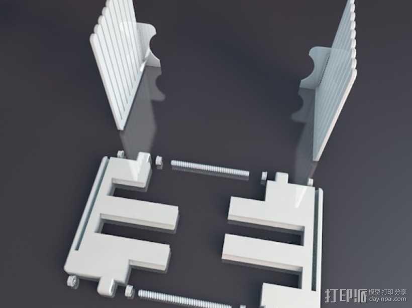 面包切片机模型 3D模型  图6