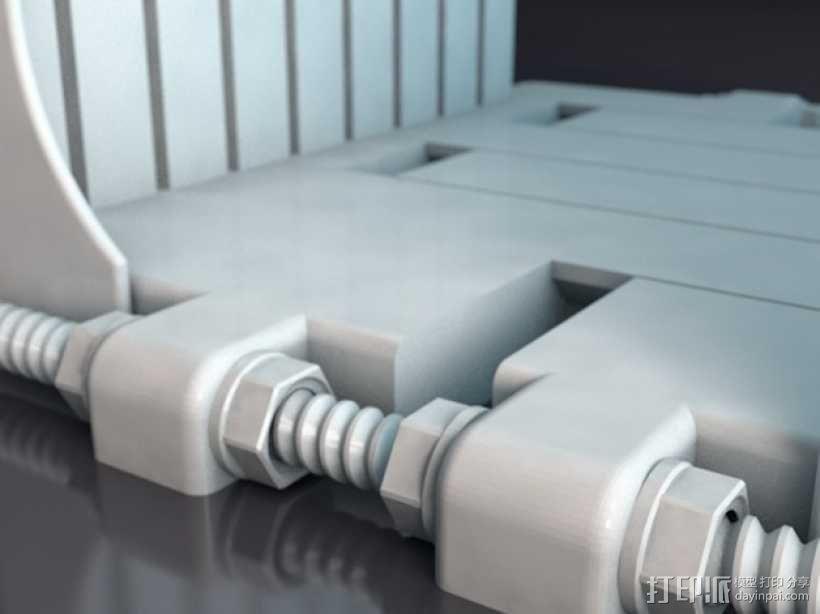 面包切片机模型 3D模型  图2