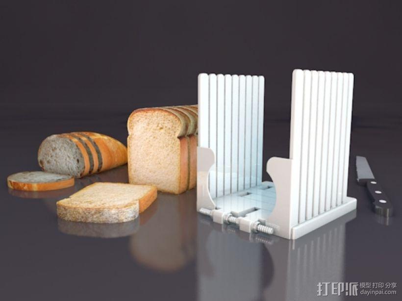 面包切片机模型 3D模型  图7