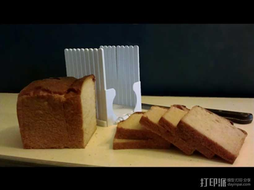 面包切片机模型 3D模型  图10