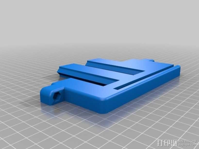 面包切片机模型 3D模型  图11