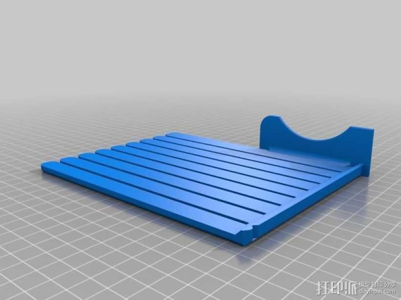 面包切片机模型 3D模型  图13