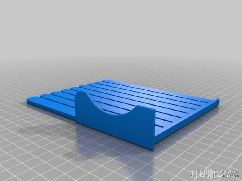 面包切片机模型 3D模型  图14