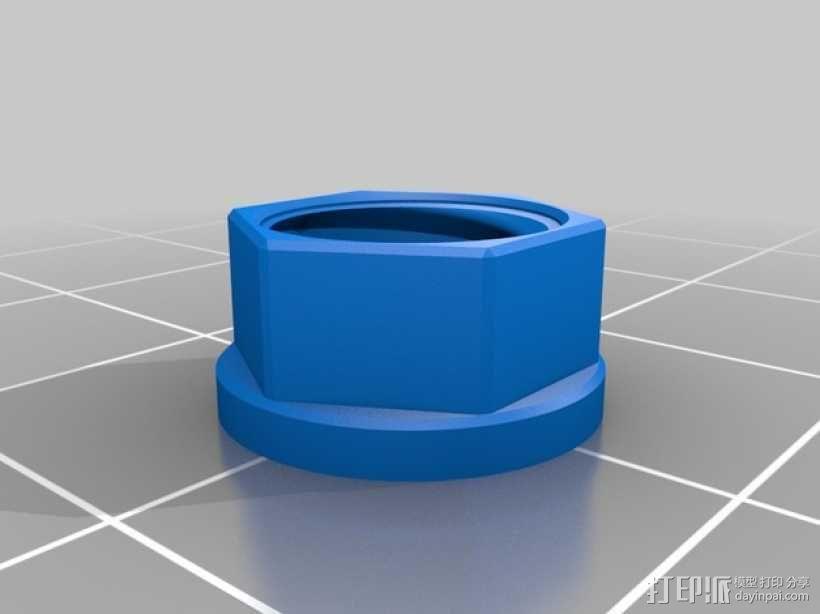 面包切片机模型 3D模型  图15
