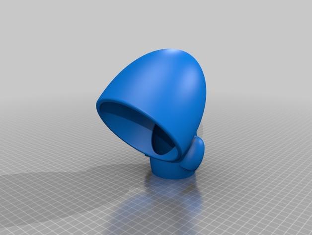 爱斯基摩台灯模型 3D模型  图3