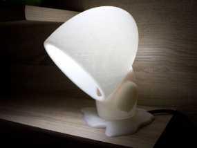 爱斯基摩台灯模型 3D模型