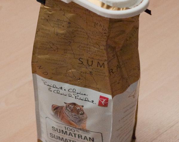 咖啡袋盖子模型 3D模型  图5