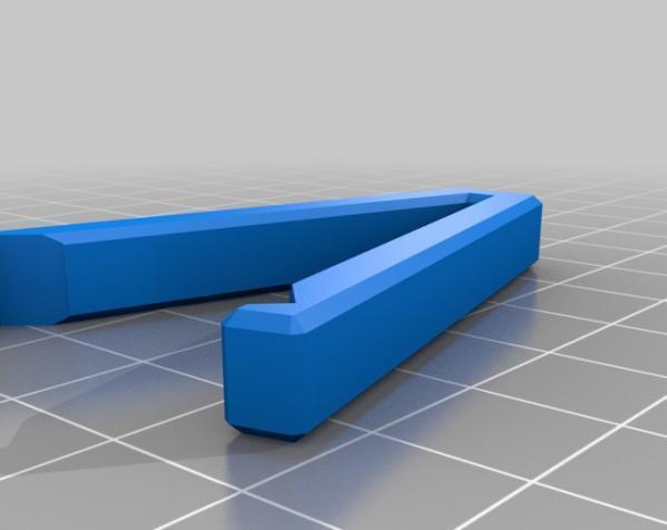 咖啡袋盖子模型 3D模型  图8