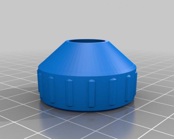 咖啡袋盖子模型 3D模型  图11