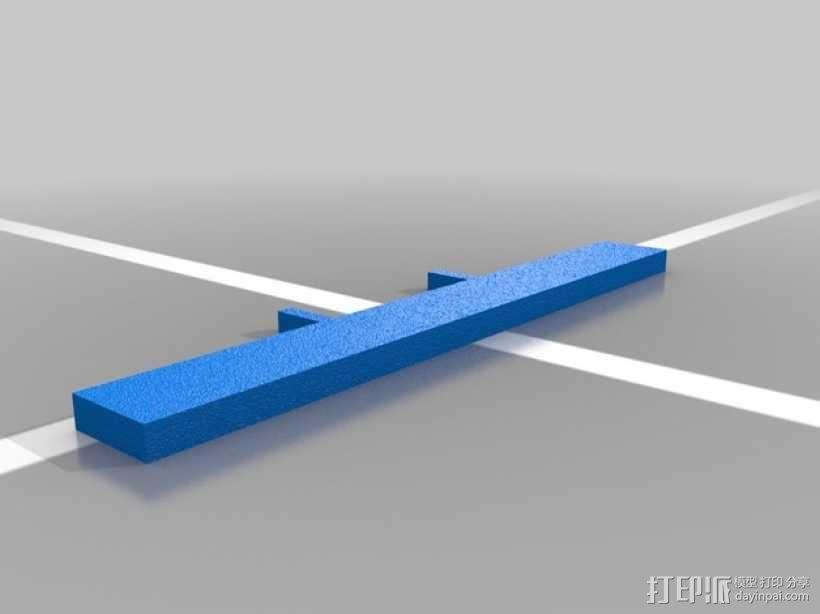 模块化书桌文具盒模型 3D模型  图5