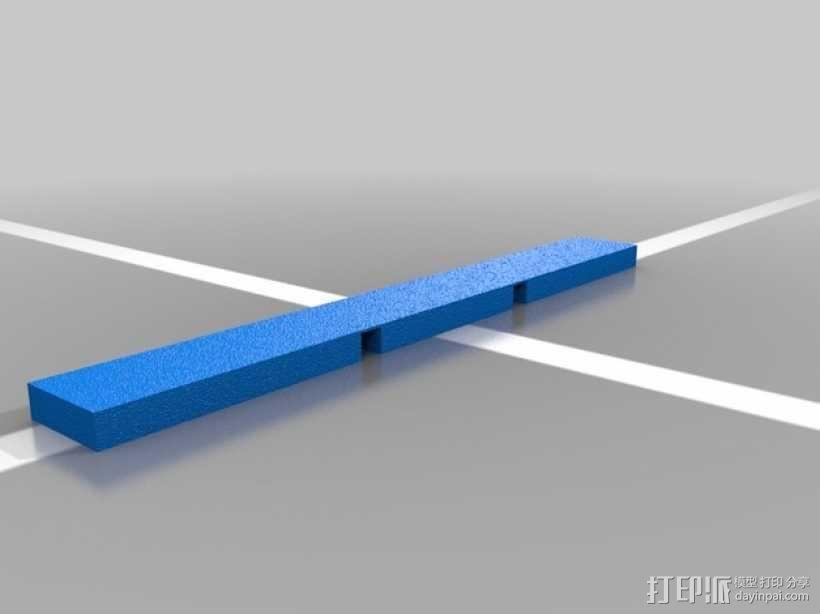 模块化书桌文具盒模型 3D模型  图4