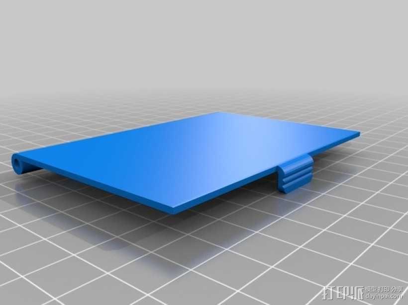 名片卡盒/信用卡盒模型 3D模型  图6