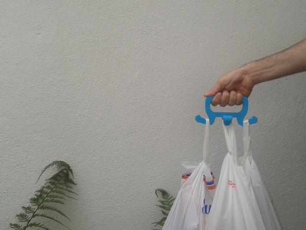 夹袋器模型REC 4 3D模型  图1