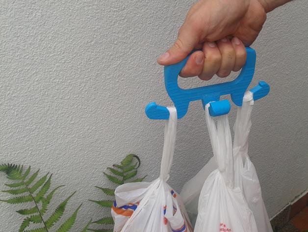 夹袋器模型REC 4 3D模型  图2