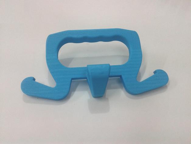 夹袋器模型REC 4 3D模型  图5