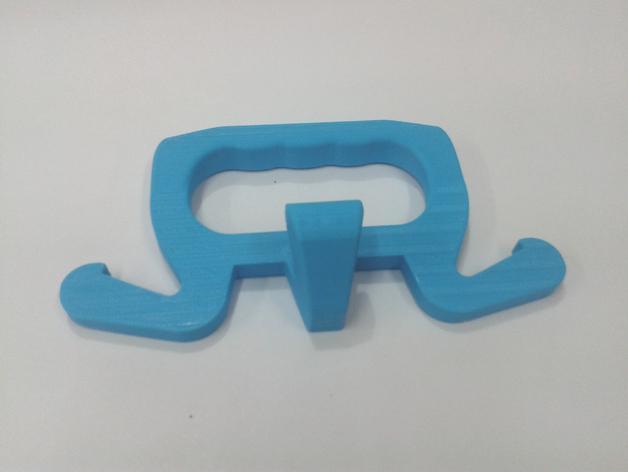 夹袋器模型REC 4 3D模型  图4