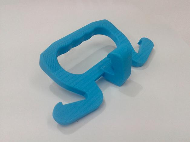 夹袋器模型REC 4 3D模型  图7
