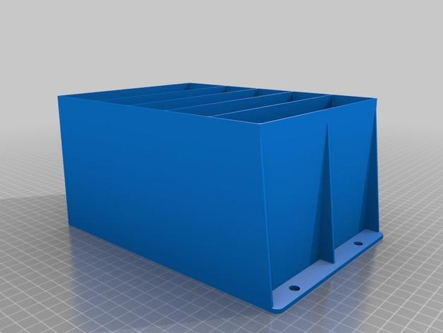 迷你抽屉/橱柜模型 3D模型  图3