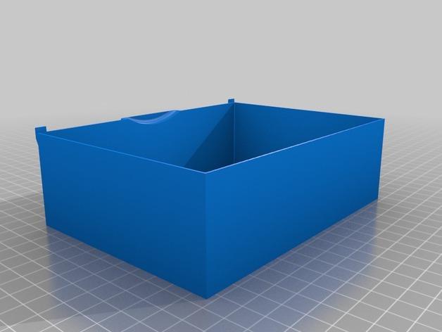 迷你抽屉/橱柜模型 3D模型  图4