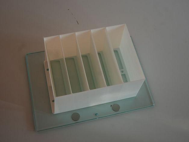 迷你抽屉/橱柜模型 3D模型  图2