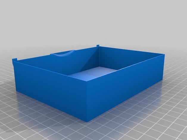 迷你抽屉/橱柜模型 3D模型  图5