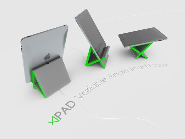 百变iPad架模型 3D模型  图1