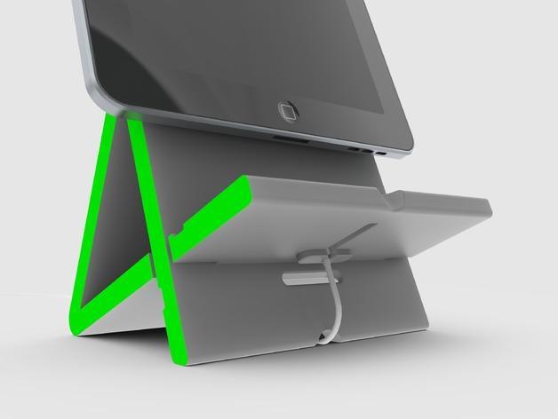 百变iPad架模型 3D模型  图3