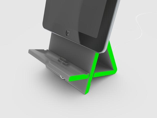 百变iPad架模型 3D模型  图2