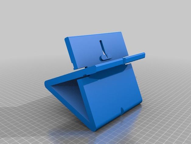 百变iPad架模型 3D模型  图5