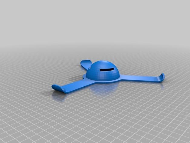 蛋清蛋黄过滤器模型 3D模型  图2