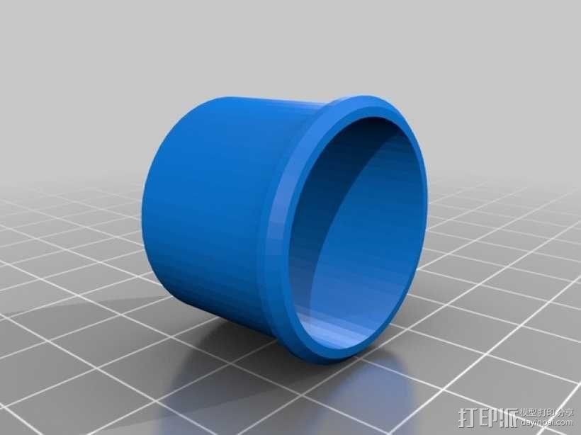 迷你水龙头喷水器模型 3D模型  图6