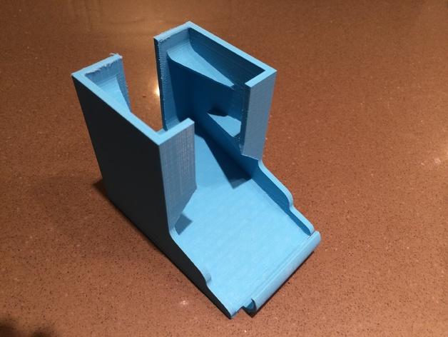桌面电池盒模型 3D模型  图2