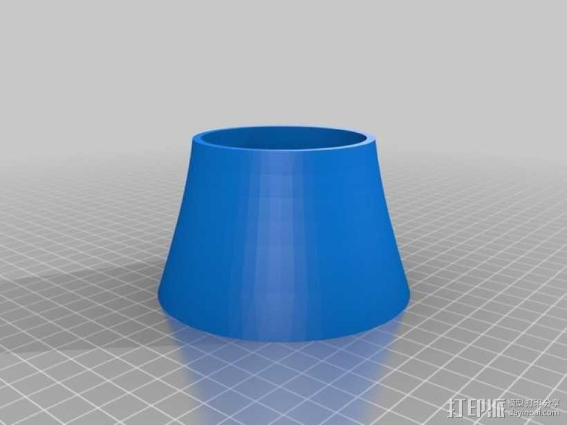 简易电灯设计模型 3D模型  图10