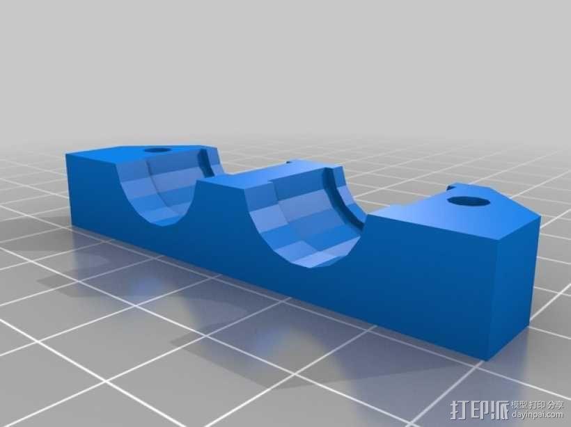 简易电灯设计模型 3D模型  图11