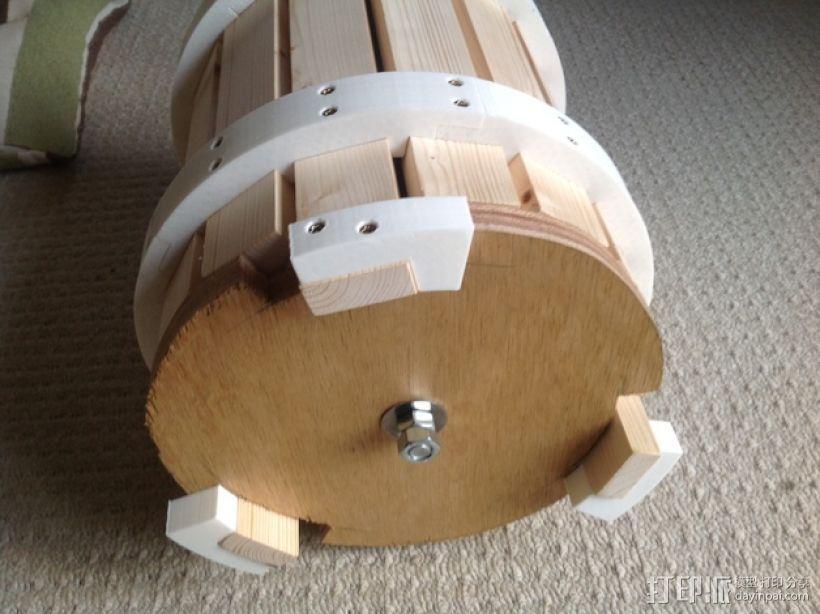 葡萄榨汁装置模型 3D模型  图5